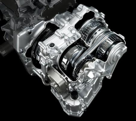 Nissan entwickelt CVT-Getriebe weiter