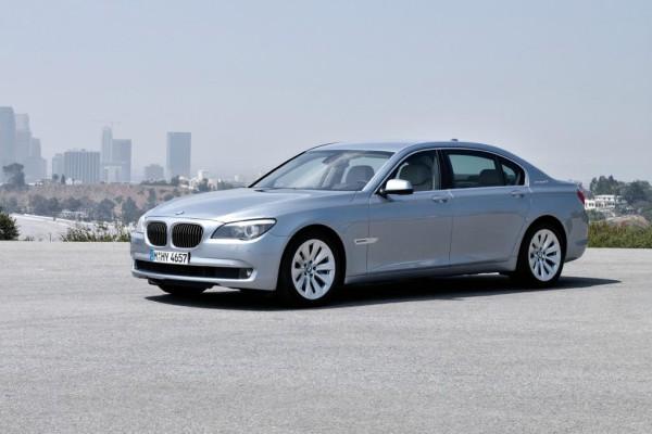 Oberklasse-BMW mit Hybridantrieb kommt im April