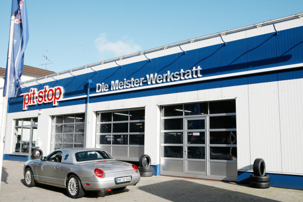 Pit-Stop nennt sich jetzt Pit Auto Teile