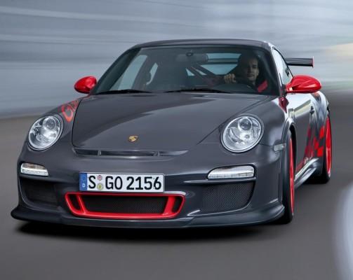 Porsche 911 GT3 RS ab Januar 2010 erhältlich