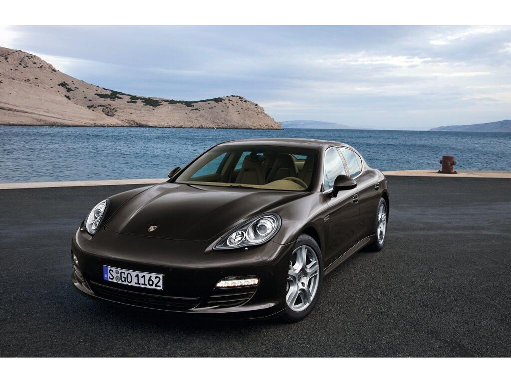 Porsche bietet Individualisierungsprogramm für den Panamera