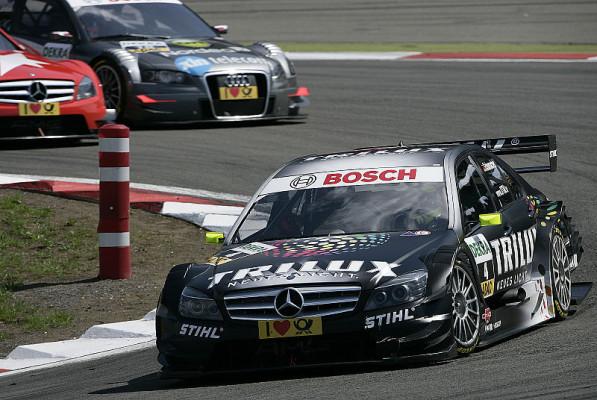 Ralf Schumacher kann überzeugen: Leichter als erwartet