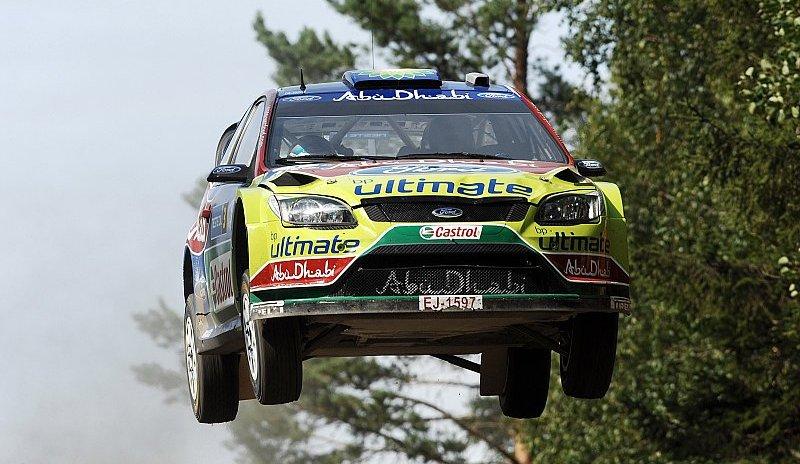Rallye Finnland - 2. Tag - Ford dominiert: Hirvonen nicht zu stoppen