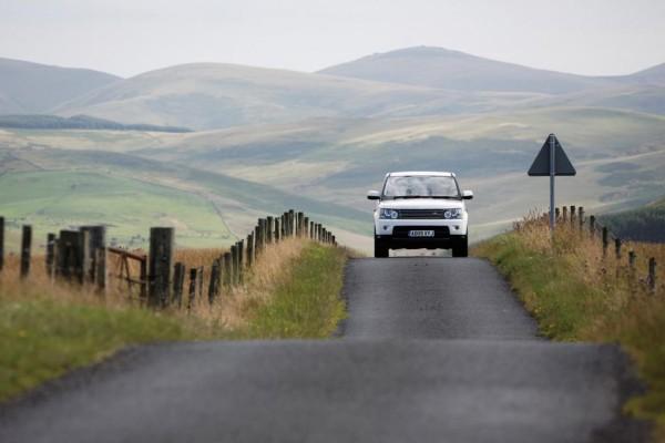 Range Rover Sport: Mehr Sport wagen