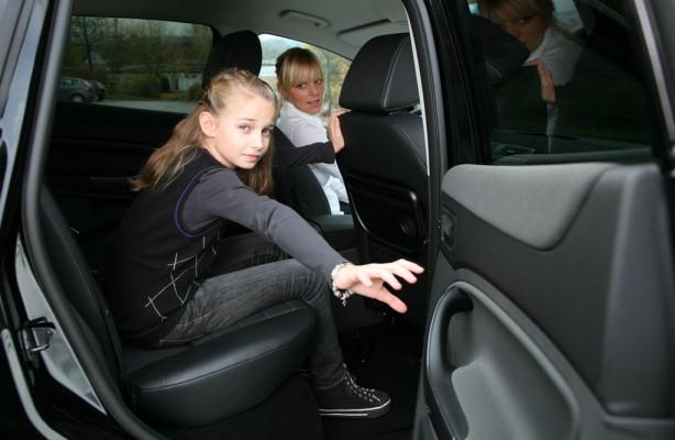 Recht: Offene Autotüren zügig schließen