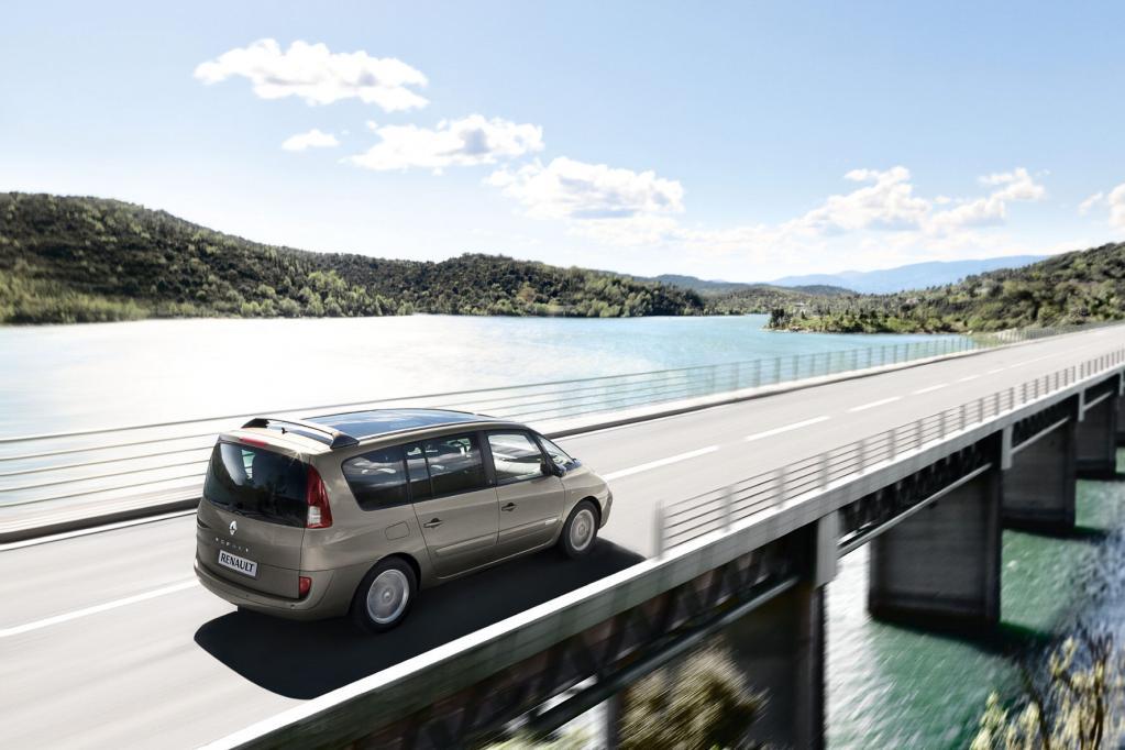 Renault Espace Diesel erfüllt Schadstoffnorm Euro 5