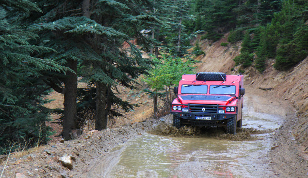 Renault Sherpa: Hummer à la française