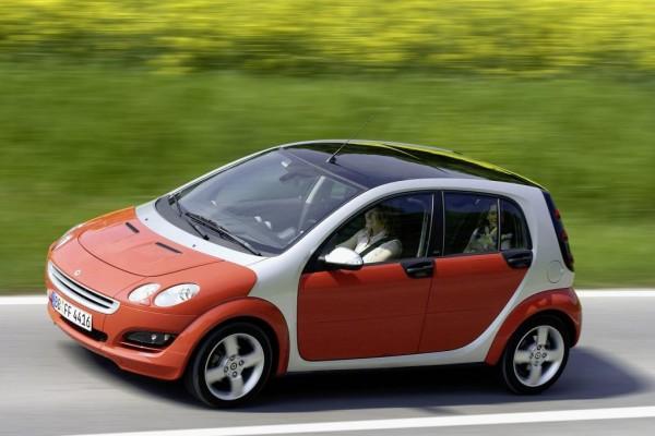 Renault und Smart planen Viersitzer