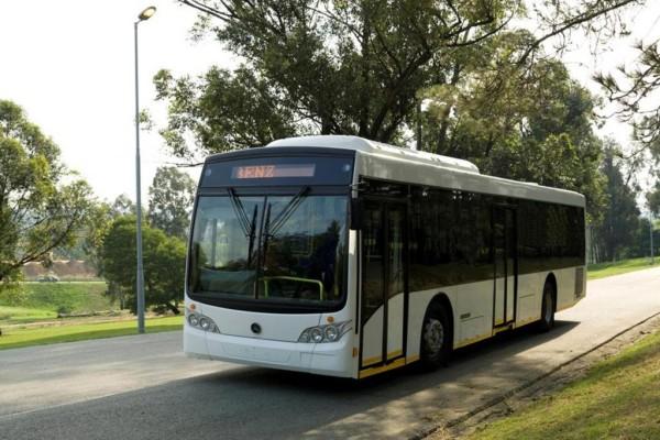 Südafrika bestellt 125 Mercedes-Busse