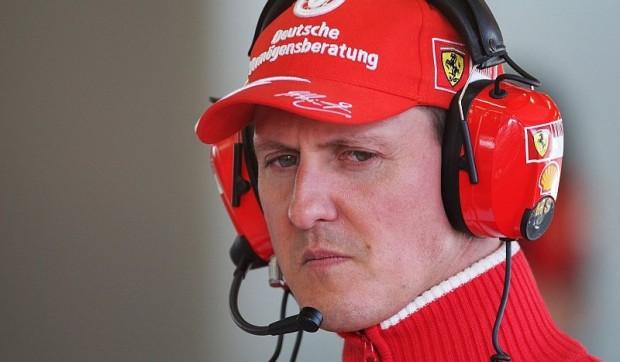 Schumacher von Schmerzen besiegt: Noch nicht ausgeheilt