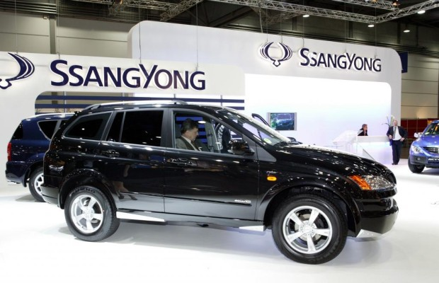 SsangYong droht die Insolvenz