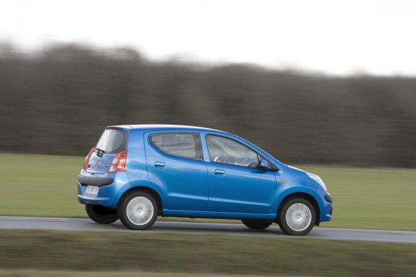 Umwelt-Zertifikat für fünf Nissan-Modelle