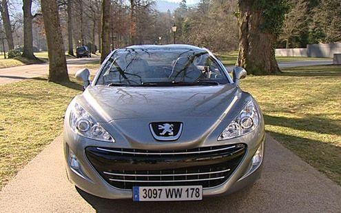 Video: Weltpremiere des Peugeot RCZ in Genf