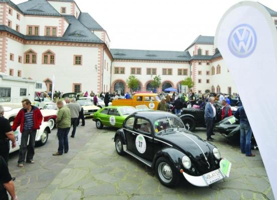 Volkswagen feiert 60 Jahre Cabriolet