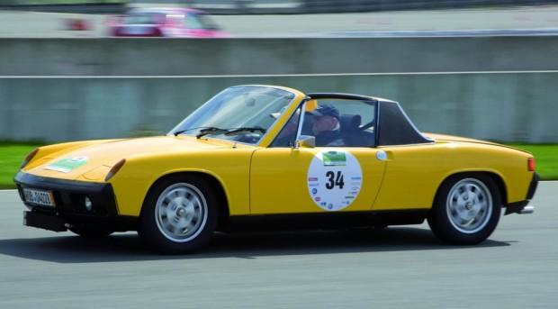 Volkswagen zufrieden mit der Sachsen Classic