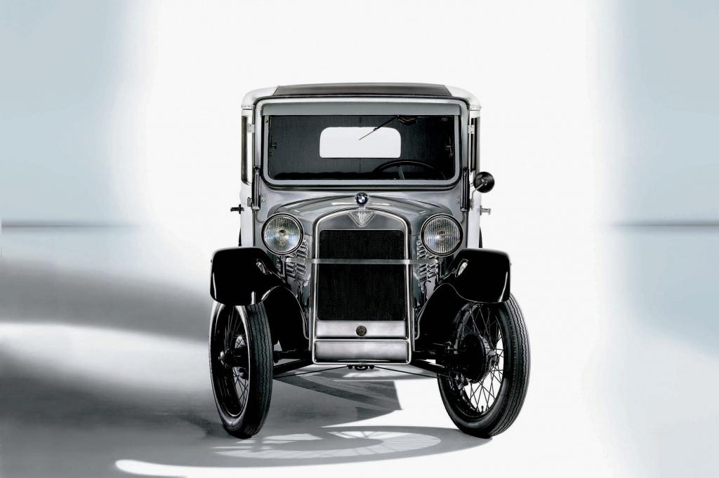 Vom Dixi zum Z4: BMW baut seit 80 Jahren Autos