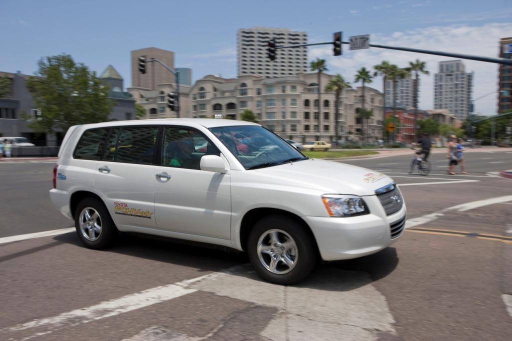 Wasserstoffauto mit hoher Reichweite