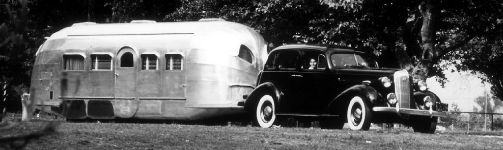 Wohnmobile: Airstream: American Way Of Drive
