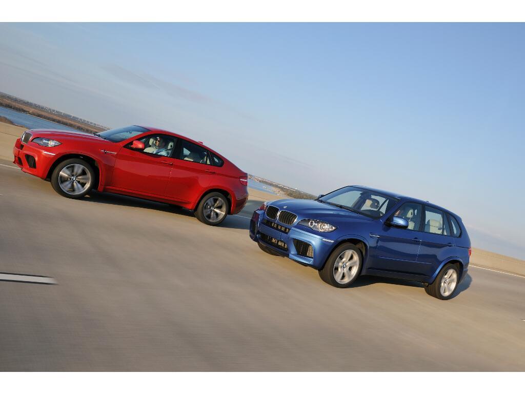 X6: BMW X6 M: Spurtstarker Schwerathlet