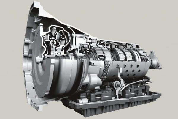 ZF: Achtgang-Automatik bis 2013 Standard