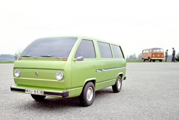 ''30 Jahre Volkswagen Bulli T3''