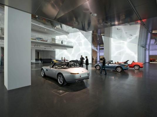 ''Leaf Award'' für Münchener BMW-Museum