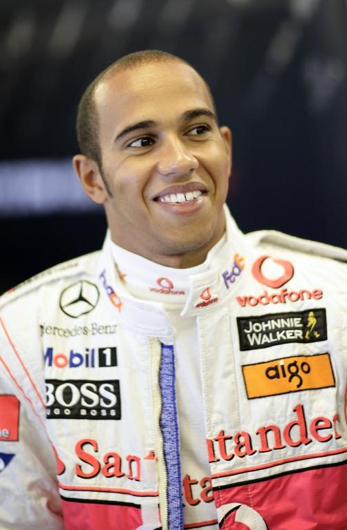 Von Monza direkt nach Frankfurt – Lewis Hamilton zu Gast bei der IAA
