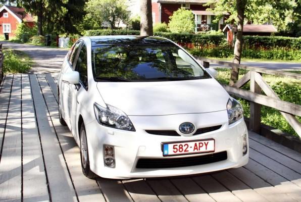 ''Öko-Globe 2009'' für Toyota Prius