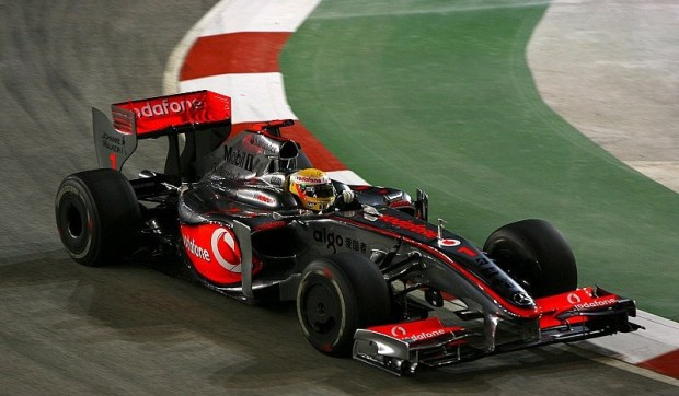 3. Freies Training: Hamilton vor Vettel