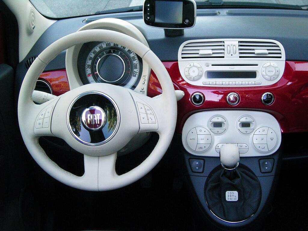500: Fiat 500C: Erinnerung an einen Klassiker