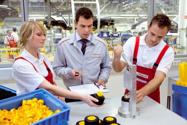 Ableger der Porsche Akademie in Leipzig eröffnet