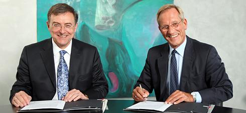 Allianz und BMW vereinbaren globale Zusammenarbeit