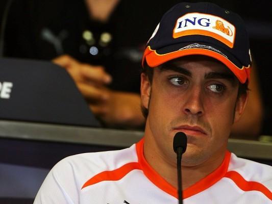 Alonso muss zur Anhörung : Managerfrage wird diskutiert