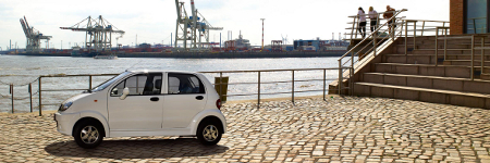 Alternative Antriebe: Luis free: Das erste deutsche Elektro ab 9. September serienmäßig auf dem Markt