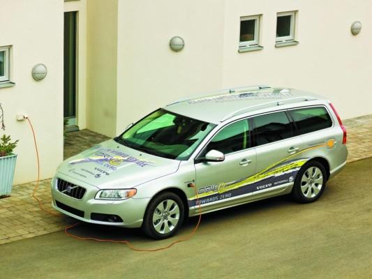Auch Volvo setzt auf Elektrifizierung