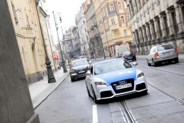 Audi Efficiency Challenge: Ankunft in Kitzbühel