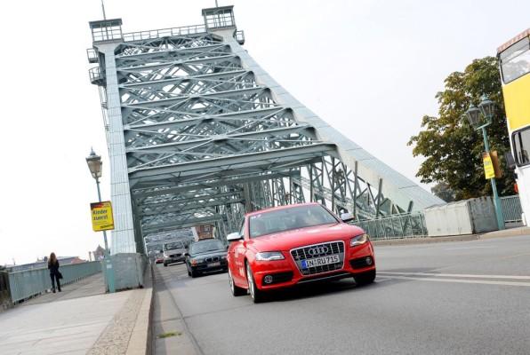 Audi Efficiency Challenge: Ankunft in Prag