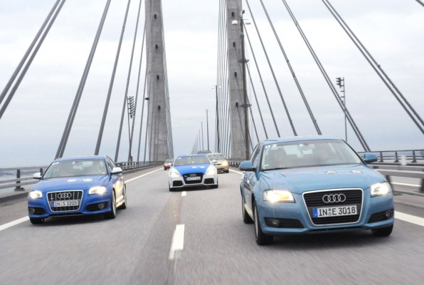 Audi Efficiency Challenge: Heute in Berlin