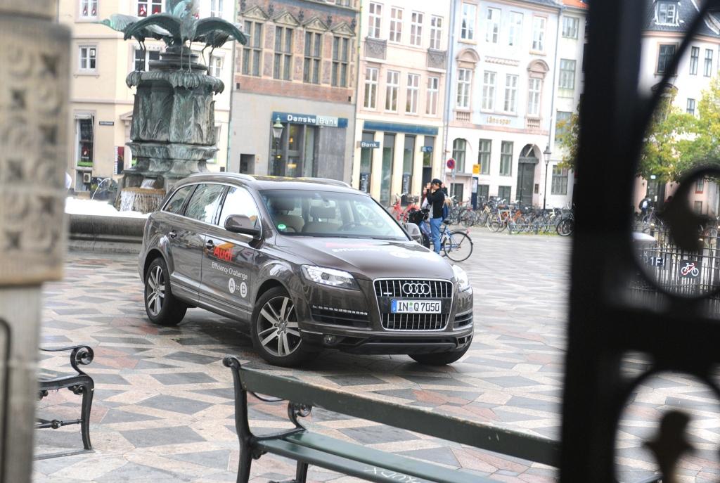 Audi Efficiency Challenge: Zwischenbilanz in Berlin