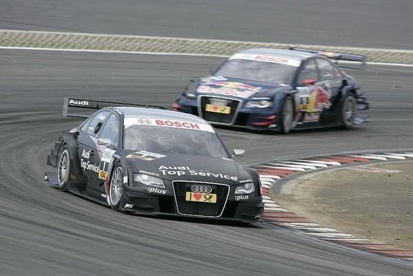 Audi an der Spitze: Scheider toppt Training
