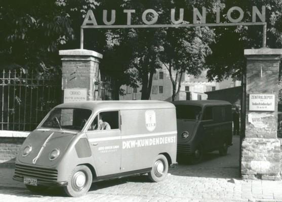 Audi ist seit 60 Jahren Audi in Ingolstadt