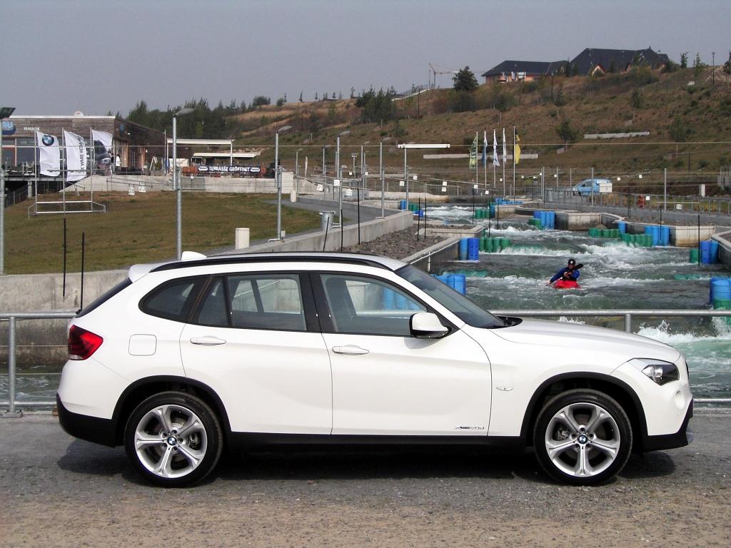 BMW X1: Erstmals Heckantrieb in einer X-Baureihe