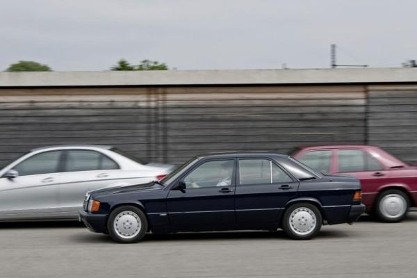Baby-Benz mit C-Klasse-Motor