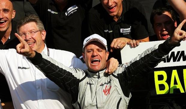 Barrichello mit Perfektion zum Sieg?: Button hat Suzuka vermisst