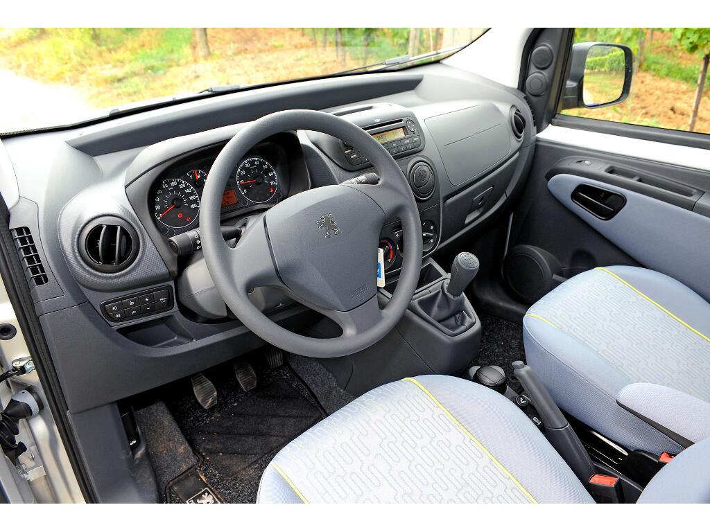Bipper: Pressevorstellung: Peugeot Bipper Tepee - Vom Lastesel zum Familien-Van