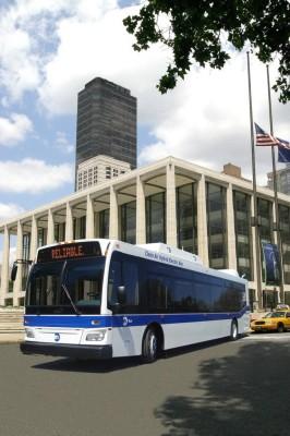 Daimler Buses setzt weltweit weniger Busse ab