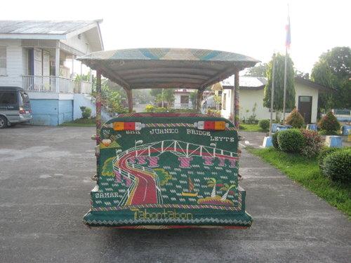 Der Eco 1 von hinten                   Foto von www.totieco.multiply.com