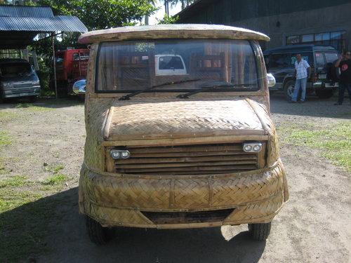 Der Eco 2 von vorne                        Foto von www.totieco.multiply.com