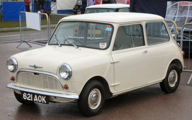 Der erste Mini
