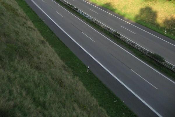 Deutschlands längste Autobahn durchgehend befahrbar